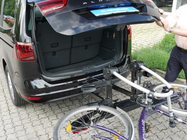 Westfalia Fahrradtraeger Bc 60 Anhaengerkupplung Muenchen Auto Till 02