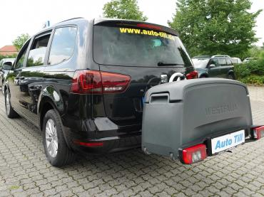 Westfalia Fahrradtraeger Bc 60 Transportbox Muenchen Auto Till 08