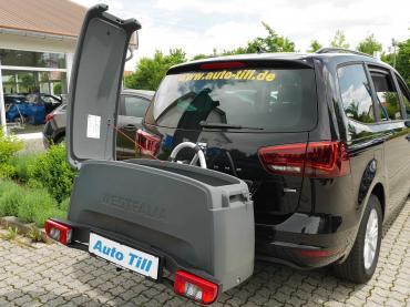 Westfalia Fahrradtraeger Bc 60 Transportbox Muenchen Auto Till 10