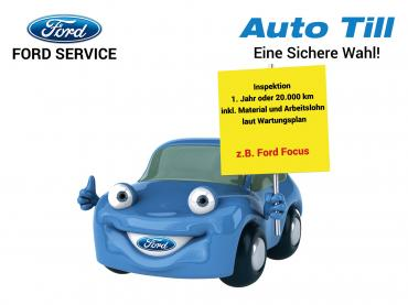 Ford Service Muenchen Inspektion Focus