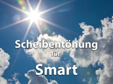 Scheibentoenung Smart Sonnenschutz Folie