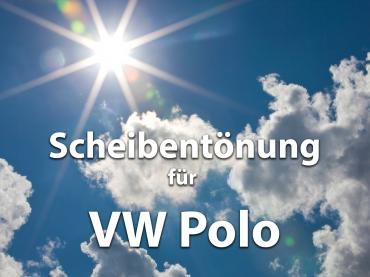 Scheibentoenung Vw Polo Sonnenschutz Folie