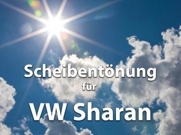 Scheibentoenung Vw Sharan Sonnenschutz Folie