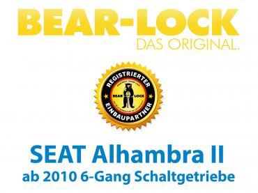 Wegfahrsperre Seat Alhambra 2 6 Gang Schaltgetriebe