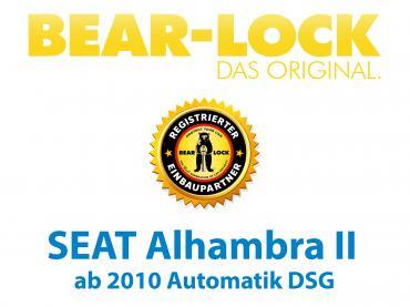 Wegfahrsperre Seat Alhambra 2 Automatik Dsg