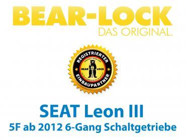Wegfahrsperre Seat Leon 3 6 Gang Schaltgetriebe
