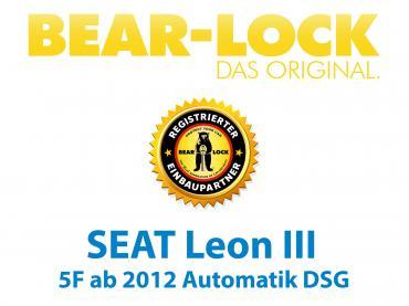 Wegfahrsperre Seat Leon 3 Automatik Dsg