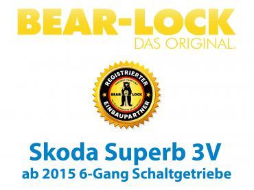 Wegfahrsperre Skoda Superb 3v 6 Gang Schaltgetriebe