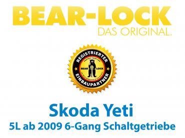 Wegfahrsperre Skoda Yeti 5l 6 Gang Schaltgetriebe